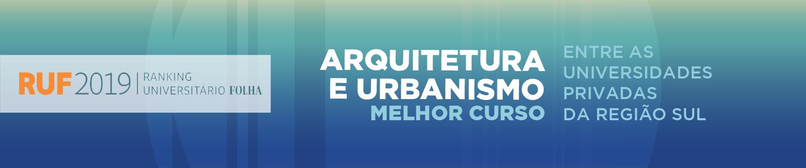 RUF arquitetura e urbanismo